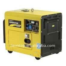 Бесшумный дизельный генератор-4,5 кВт