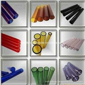 Various Color High Borosilicate 3.3 Glass Rod