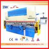 125t/4000 metal press brake / press brake supplier / cnc sheet bender