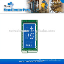 7 Segment LCD Display for Cabin COP, Lift Parts