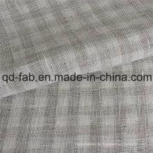 164cm 180G / M2 Tela tejida lino de dos capas (QF16-2469)