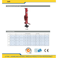 Hand Mechanical Types of Hydraulic Jack