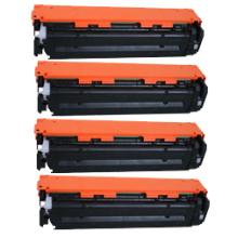 Kompatible Laser Tonerkartusche CE260A CE261 CE262A CE263A