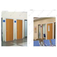 Porte de chambre d'hôpital intérieure Foshan