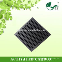 2015 top sell brown coal activated carbon