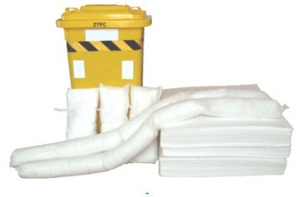 Emergency Oil Spill Response Containers