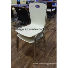 Custom Make Stackable Food Court Dining Chairs (FOH-SBC02)