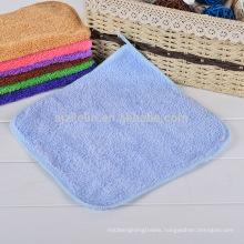 microfiber coral fleece dish washing cloth