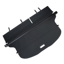 Black Rear Trunk Cargo Cover for Jeep Cherokee