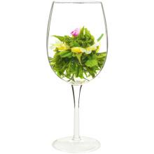 Bola de chá chinesa da flor do mirtilo com vários sabores personalizados da fruta