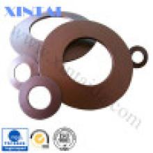 Aleación de acero piezas de maquinaria de forja CNC Spring Washer