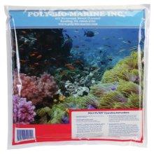 Filtros de filtro de hojas polivinílico para acuario