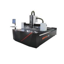 Máquina de láser de fibra cortada de acero al carbono de 6 mm.