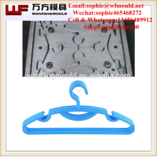 2017 hot new product plastic commodity clothes hanger mould plastic industry clothes hanger injection mould
