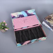 Cosmetic paper box perfume liquid bottle packaging box