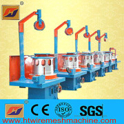 Pulley Continuous Wire Drawing Machine (HT-PW) Drawing Wire Machine