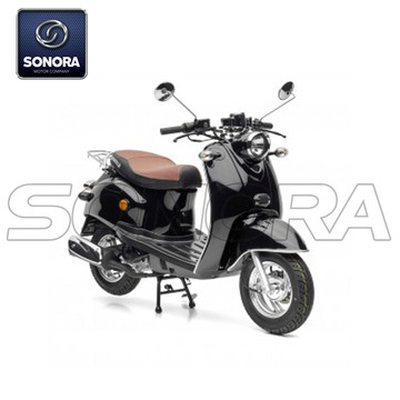 NOVA RETRO STAR IE Scooter KIT CORPO PARTI MOTORE COMPLETO SCOOTER RICAMBI ORIGINALI RICAMBI