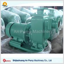 Pompe d'égout auto-amorçante à haute efficacité sans obstruction