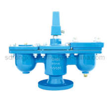 Flange Ends Double Ball Air Valve (RX-AV-YT02)