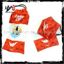 Mehrzweckhandtasche Handytasche, Schmuckbeutel samt Logo, Beutelglas