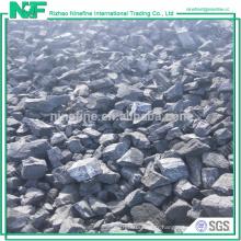 Usines d'acier à faible teneur en carbone à faible teneur en carbone Application des utilisations de coke de fonderie