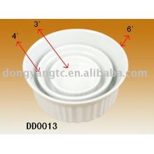 Vajilla de cerámica al por mayor directa de la fábrica