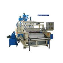 Máquina de fundición de película estirable de coextrusión de PE de 1000 mm