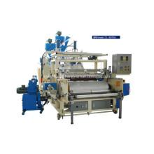 Máquina de fundição co-extrusora de filme estirável 1000mm PE