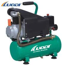 1HP portable piston small air compressors