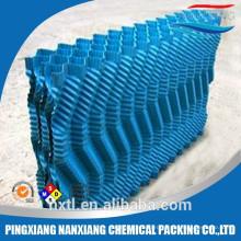Марли черный Новая Площадь охлаждения PVC фильтр, ПВХ градирни заполнения, упаковки,s-волны Био охлаждения фильтр упаковка башни,