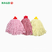 microfiber wet mop cleaning tools with steel handle
