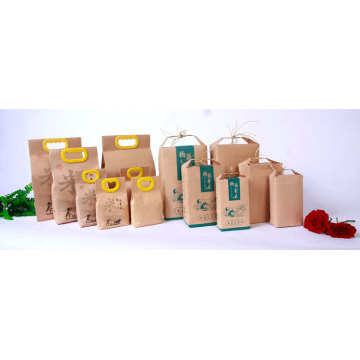 5 kg Polvere di farina di grano SOS Packaging Bag