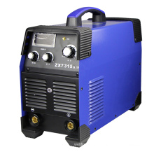 Machine de soudage à l'arc DC Inverter Zx7-315g