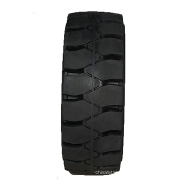 High quality forklift solid rubber tyre 7.50-15