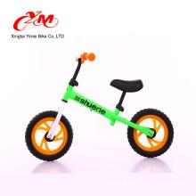 2017 New Model 2 wheel kids balance bike/popular running bike for kids/EVA tire mini bikes for child