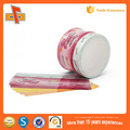 Guangzhou factory printing and packaging material supplier custom heat sensitive pvc shrink sleeve label