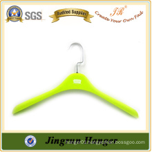 Alibaba China Factory Price Colorful Hanger With Rubber Coated