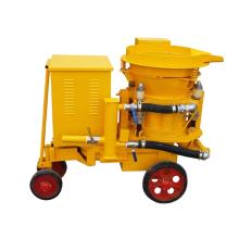Mini machine de gunitage humide de pulvérisation de béton