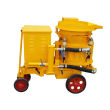 Mini Concrete Spuitende Natte Guniting Machine