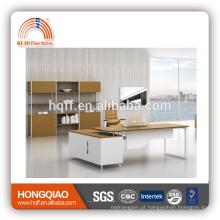 (MFC) DT-29-20 mesa de escritório de madeira mesa de aço inoxidável mesa de escritório executivo base
