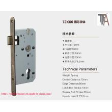 72 * 60 Alta calidad para el cuerpo de la cerradura de puerta