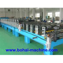 Hoja de acero de la capa doble de Bohai que forma la máquina