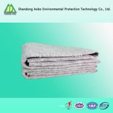 Fabricantes de fieltro de carbono / fieltro de grafito para aislamiento térmico