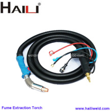 Binzel 501D Water Cooled Fume Extraction Torch