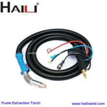 Binzel 501D Факел для удаления дыма с водяным охлаждением