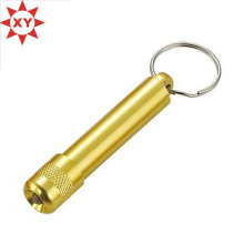 Keychain promotionnel d'approvisionnement d'usine / keychain léger / LED Keychain