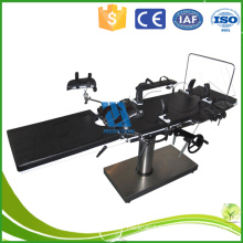 Ordinary Operation Table applied for Head Surgery