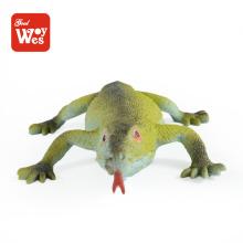 в Китае высокий спрос продукции пластиковые ящерица резиновые игрушки животных для детей
