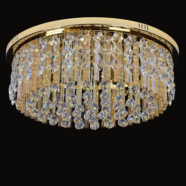 hotel big chandelier