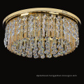 hotel big chandelier crystal glass lighting